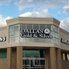 Dallas Gold and Silver on Preston