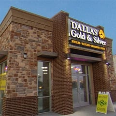 Dallas Gold & Silver Exchange in Grand Prairie